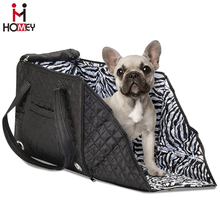 Collapsible Pet Carrier, Quilted Large Cat Carrier, Medium Sized Dog Carrier