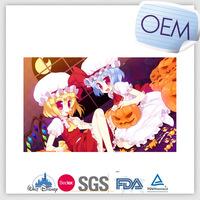 Cartoon halloween greeting card/festival card/gift card for kids