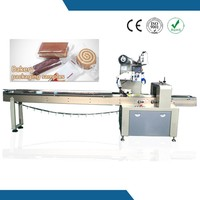 semi automatic chocolate tablet packing machine