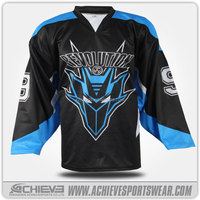 wholesale blank sublimation online custom hockey jersey, cheap reversible sublimation ice hockey short/ice hockey pants