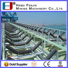 Industry Machines Used Metal Durable Steel Pipe Conveyor Carrier Roller With Bearing Housing