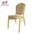 Best selling modern comfortable iron banquet chair