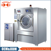 JCG-200G bleached denim denim garment washing process denim finish machine