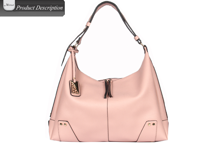 8708 - Large capacity woman shoulder handbag fashion woman handbag lades bag lady quantity handbag