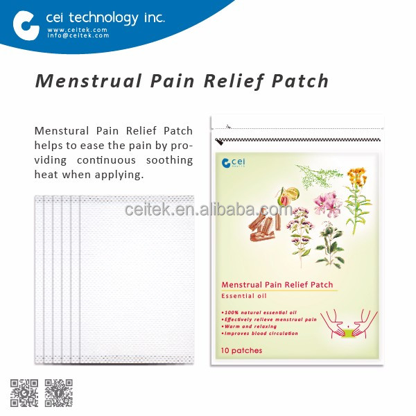 Pain Relief Herbal Patch Extract from Crude Herb