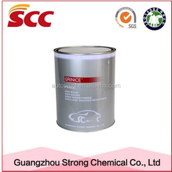 High quality Iron Dry Fast 2k red oxide primer paint