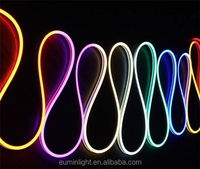 Zhongshan Color Changing Flexible LED Rope Neon Light