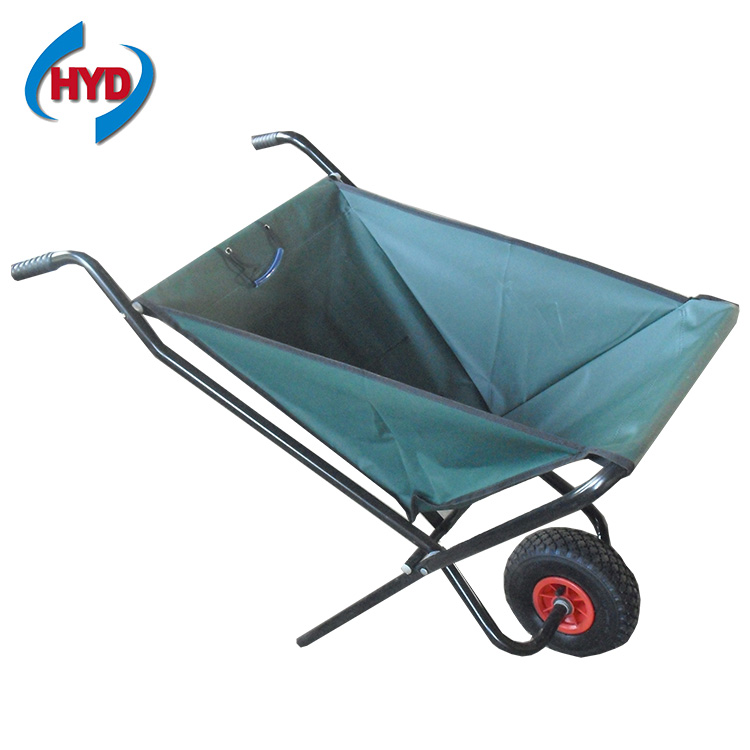 folding garden wagon tool cart