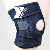 Elastic Adjustable neoprene knee support knee cap knee pads