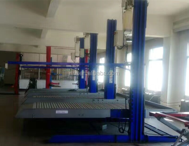 China Direct Factory Price CE ISO 2 Post Auto Car Parking Lift YSJK-4000