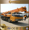 N.Traffic truck crane 16 ton QY16G mini truck mounted crane for sale