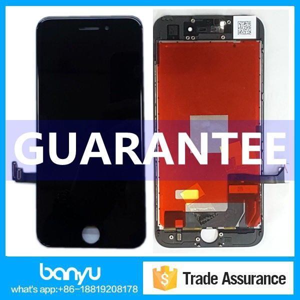 Mobile phone display replacement for apple iphone 7 lcd touch screen