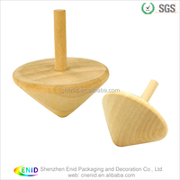 wood spinning top wood toys for kids