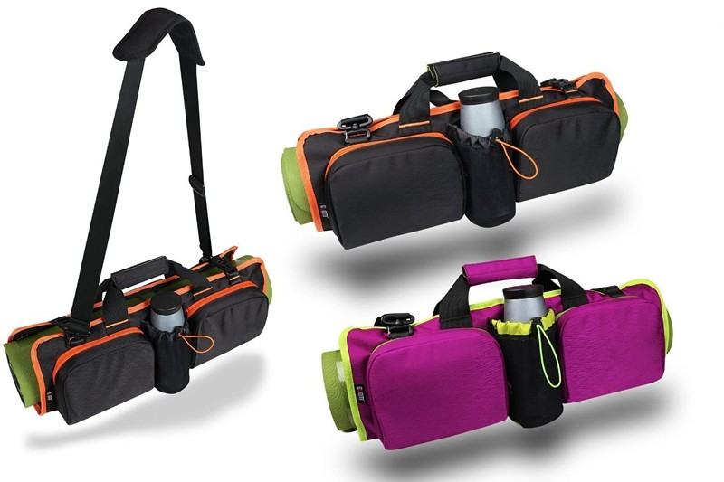 Yoga Mat Bag, Multi-Purpose Waterproof Yoga Bag, Travel Organizer Bag, Tote Bags, with Open Ends