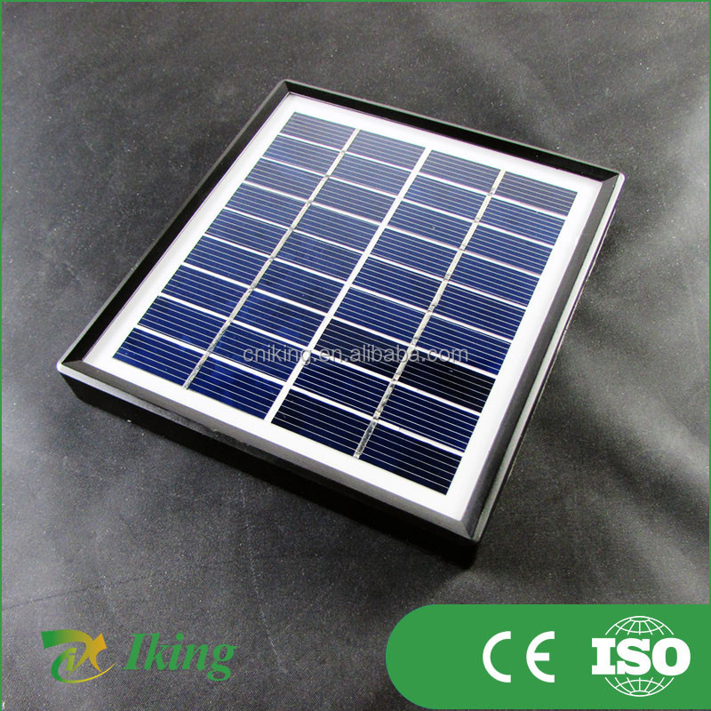 2016 best price 2W small mini solar panel with factory price