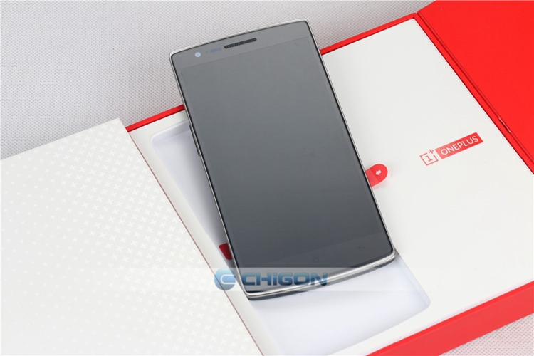 One Plus One 64GB Mobile Phone 4G LTE 5.5Inch FHD 1920x1080 Qualcomm Snapdragon801 2.5GHz Android 4.4 Sarmtphone 13.0MP Camera