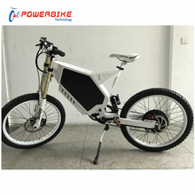Powerbike CE 26 inch 3000w 48v factory direct electric battery powered mountain bikes for men
