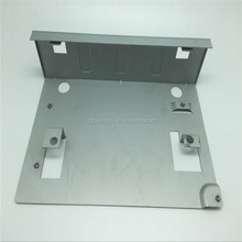 Dongguan custom precision sheet metal working forming bending part as back plate