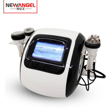 Effective 5 handles bipolar lifting skin tripolar rf cavitation heater