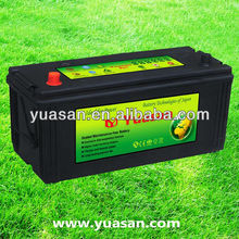 Direct Factory Manufacturing Top JIS Auto Batteries Sealed Lead Acid 12V 100AH MF Car Battery --95E41R