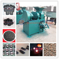 Factotry sale briquette coal machine