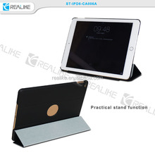 Realike Retro PU Leather Slim Smart Cover Case For iPad mini/ 2 3 4 /5 Air /6 Air 2