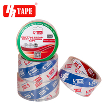 Crystal clear brand BOPP adhesive packaging tape manufacturer
