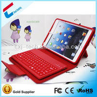 Colorful Bluetooth Keyboard Cover Case For Apple iPad Mini with factory price