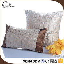2017 wholesale high-precious decorate hand work sofa embroidered cushion covers