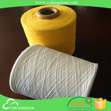 Reliable partner hand knitting yarn cotton yarn dy fabric