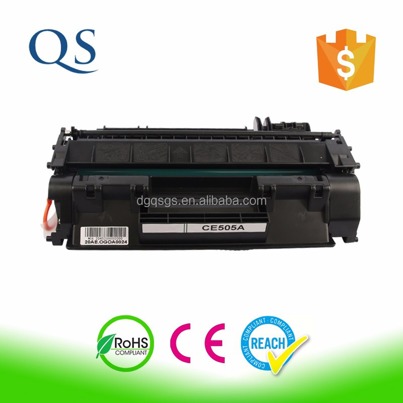 Toner Cartridge CE505A for HP Compatible Cartridge,Experienced ink & toner manufacturer over 17 years