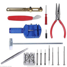 New products 16 pcs/sets watchmaker tools watch repair tool kit