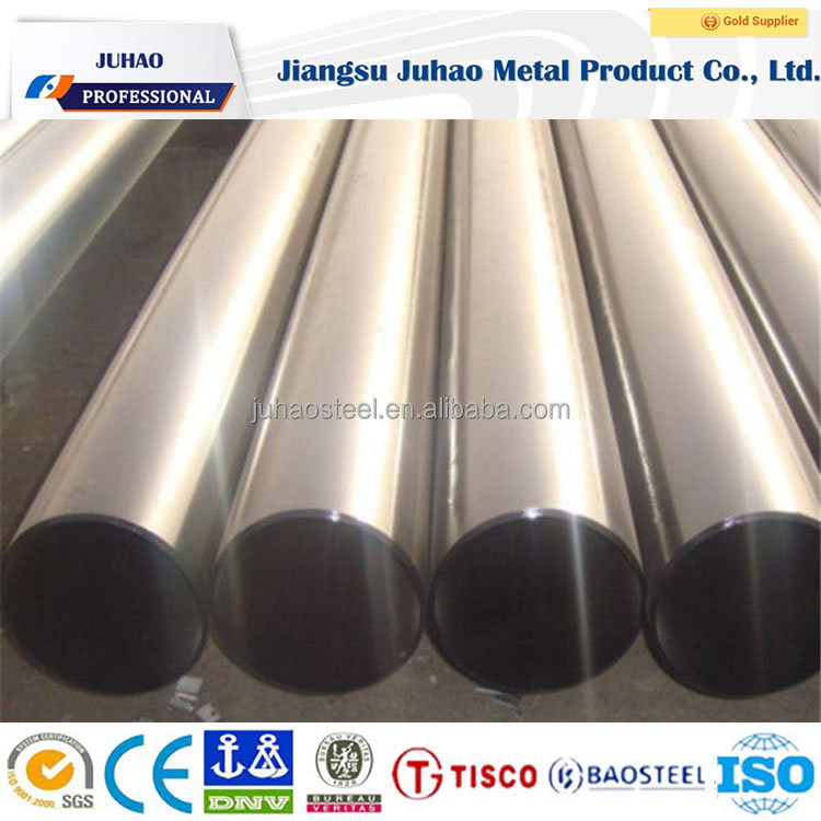 X3CrNiNB18-10 SUS310s seamless stainless steel pipe (6x1 - 165.2x18.2) for pipe fitting 1.4912