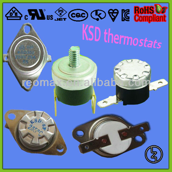 water dispenser thermostat