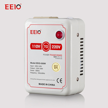 500w 110v to 220v Voltage Converter Household Electric Appliance dedicated Converter Voltage