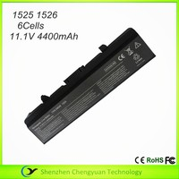 Replacement Laptop Battery for Dell Inspiron 1526 1525 1545 1750 1440 (Li-ion 6-cell 4400mAh)