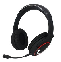 Cool wireless pc gaming headset with detachable microphone