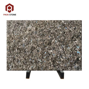 Standard antique brown granite slabs size for tile and wall