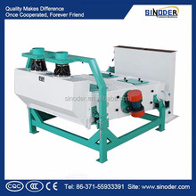 soybean vibrating cleaning sieve soybean linear vibration sieve wheat vibrator screen sieve grain seed cleaning machine