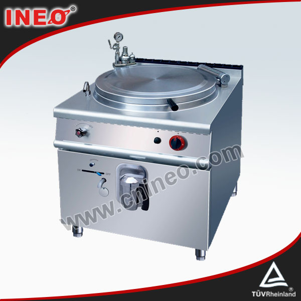 Restaurant 100L Gas Industrial Cooking Pot/Bulk Cooking Equipment/Large Electric Cooking Pot