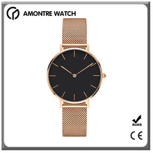 luxury brand new analog ladies wrist watches for Gift