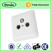 High Quality Satellite And TV Socket