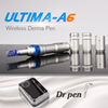 Eyebrows semi permanent machine derma pen Ultima A6 Dr.pen eyelash needle pen