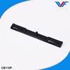 Plastic Stationery Black 2 Ring Mechanism