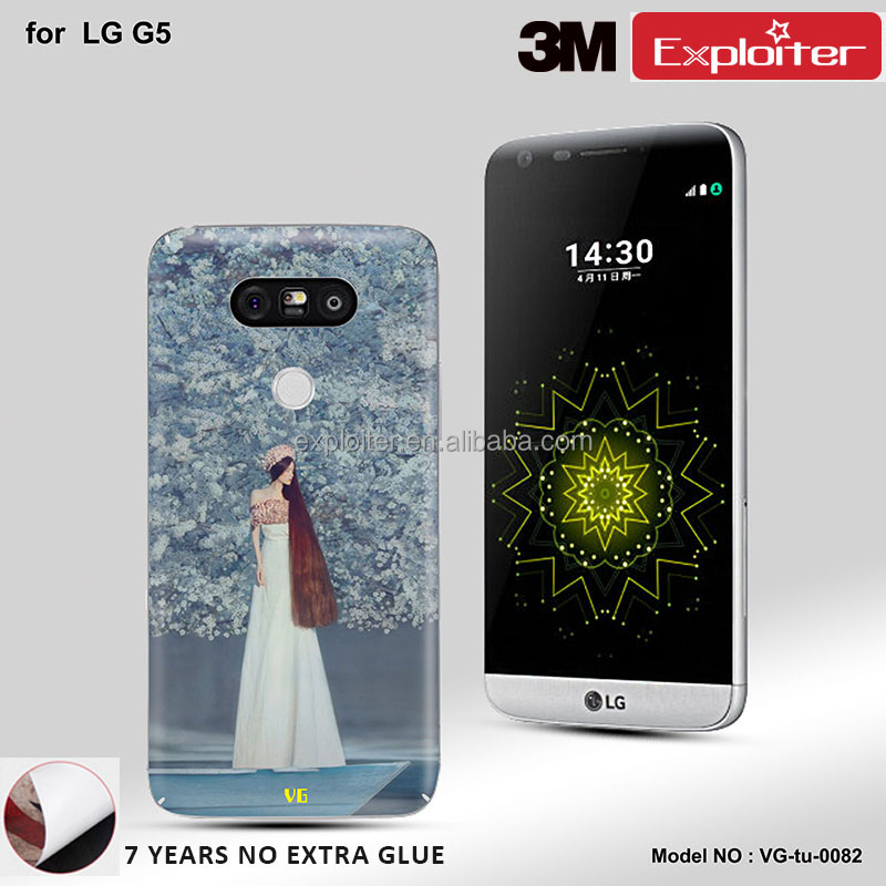 3M Removable vinyl mobile phone skin for cellphone skins stiker