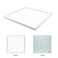 Square Super Thin 600*1200mm SMD 38w 48w 72w Led Panel light