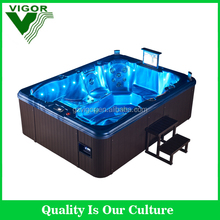 Vigor popular home sex massage hot spa,luxury swim pool,balboa spa control manual