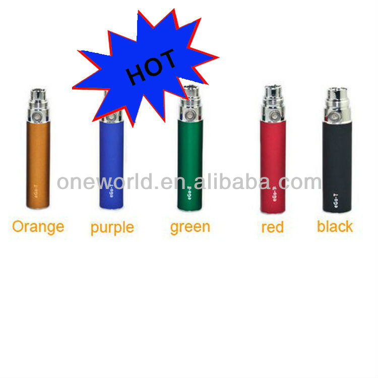 cheap ego battery 650mah 1300mah welcome to print your brand logo