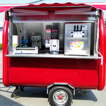 high quality mobile food truck/fast food,ice cream,hot dog food cart with best price