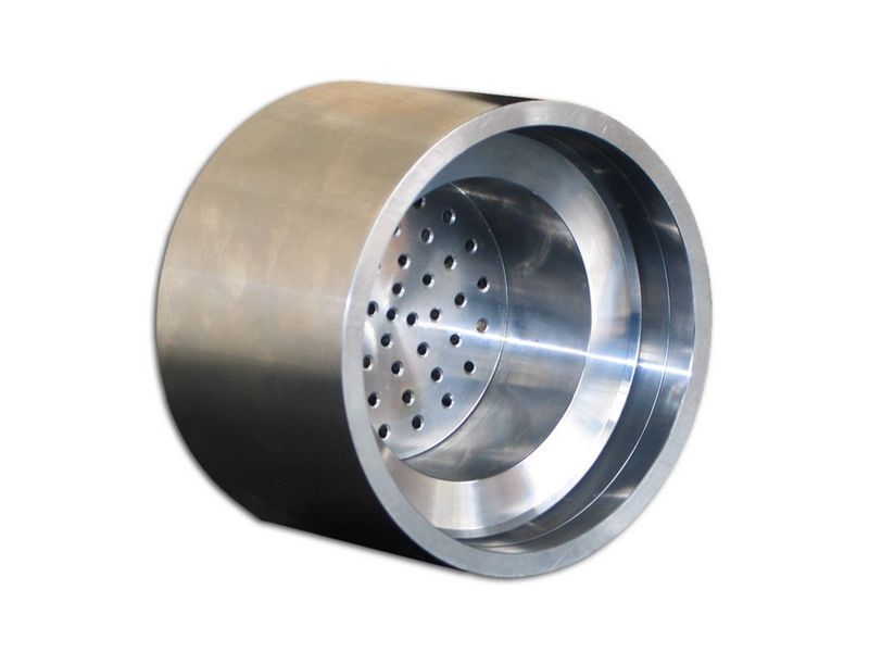 Stainless steel cnc machining process